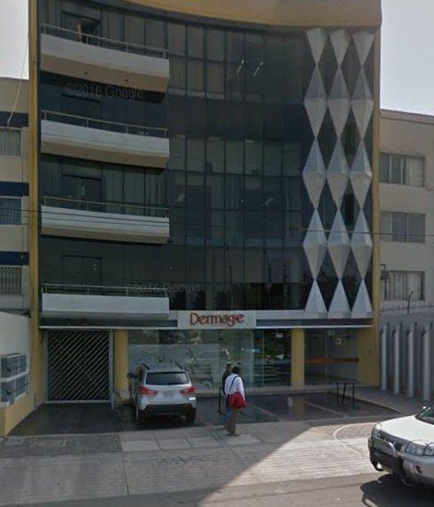 fachada GALVEZ BARRENECHEA